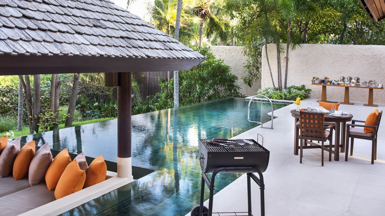 Pool Villa Suite at Sheraton Hua Hin Pranburi Villas